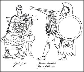Ancient Greek Costume History Men Grecian Mens Battle