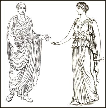 Image result for romans togas