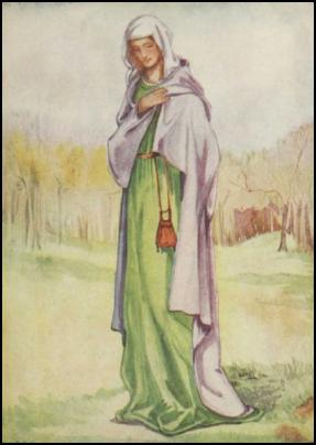 Pictures Of Early Medieval Womens Hair Amp Headdresses 1066