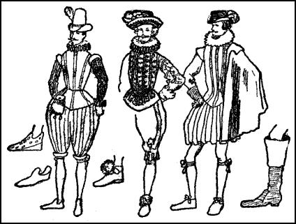 english costume archives fashion history costume trends and eras Police Costumes Women jacobean doublets costume 1603 1625