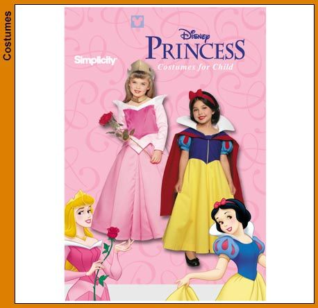 3a2684c85 Children's Sewing Patterns for Fancy Dress Costumes - Fashion ...
