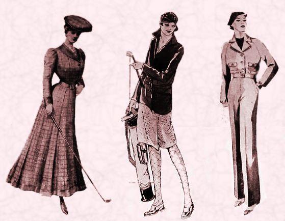 Early Sports Fashion History To 1960 Fashion History Costume
